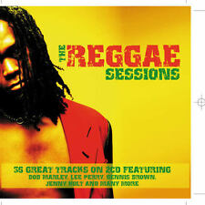 REGGAE SESSIONS NEW 2CD 36 GREAT TRACKS- LEE PERRY DENNIS BROWN JOHN HOLT + MORE