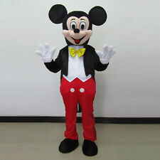 Disney Mickey Mouse Mascot Costume Party Cosplay Clothes Adult Outfit FR 2018