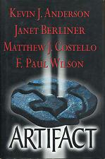 Artifact by F. Paul Wilson, Kevin J. Anderson, Matthew J. Costello, Berliner