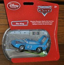 Disney Store Pixar Cars Exclusive The King Die Cast  Bubble package 1:43 NEW