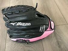 Mizuno Prospect 11 inch Gpp1105 Right Hand Throw Black and Pink Glove