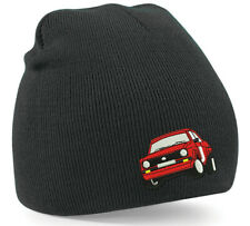 Ford Mk2 Escort Rally car Inspired Embroidered Beanie Hat Rallying race