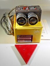 ATC 7026-AD1-4-X4-D-LX PHOTOELECTRIC DIFFUSE SCANNER LONG 12-24v IN THE BOX!