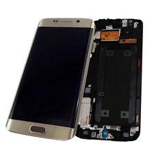Pantalla Samsung Galaxy S6 EDGE SM-G925 color DORADA DESMONTAJE MOVIL MRW24H