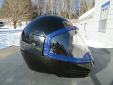 VINTAGE BELL YAMAHA SNO FORCE FULL FACE SNOWMOBILE HELMET