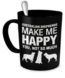 Australian Shepherd Mug - Australian Shepherd Coffee Mug Gifts Idea