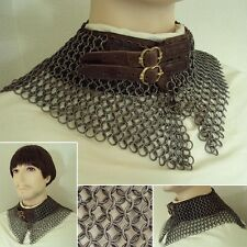 Hand Made Medieval Chainmail Standard With High Tensile Butted Chainmail Rings