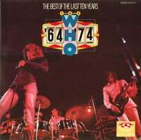 The Who '64 '74 / The Best Of The Last T 2xLP Comp Vinyl Schallplatte 178518