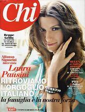 Chi 2012 18.LAURA PAUSINI,BELEN,ALESSANDRA MASTRONARDI,PREZIOSI,EVA RICCOBONO,k