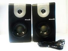 Alesis M1 Active 620 Studio Monitor Speakers with Power Cord - Tested