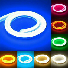 1M-10M DC 12V SMD2835 Flexible LED Strip Waterproof Neon Lights Silicone Tube