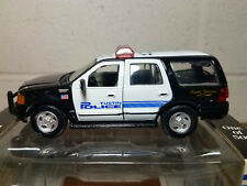 Gearbox 1/43rd scale Tustin, California Police Ford Expedition UNSTAMPED BOX