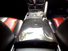 3D REAL GLOSSY CARBON FIBER FRONT CENTER ARMREST COVER MAZDA RX-8 MAZDASPEED JDM