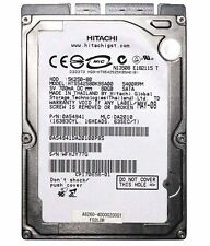 """HDD Hard Disk 80GB SATA 2.5"""" interno per Portatile Notebook Laptop harddisk H24"""