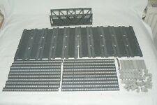 JOUEF Ho lot pièces pour pont type ref 2673  pour décor train électrique .