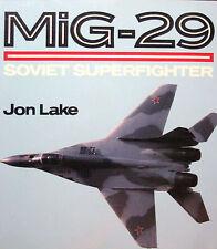 MiG-29 SOVIET SUPERFIGHTER (Russian Airforce/Russland/Kampfflugzeug/Farnborough)