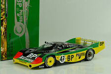 1983 Porsche 956 L Swap Magasin BP # 47 24h Le Mans 1:18 Minichamps