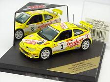Skid Velocidad 1/43 - Renault Megane Maxi Rallye del Líbano 1998