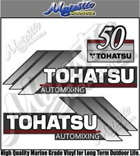 Tohatsu Boat Decals