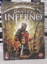 DANTE'S INFERNO GUIDA STRATEGICA NUOVO ITALIANO SIGILLATO PS3 XBOX 360