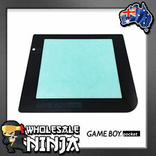 REPLACEMENT SCREEN NINTENDO GAMEBOY POCKET GBP Game Boy Lens Adhesive Back
