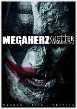 MEGAHERZ Götterdämmerung - Live At Wacken 2012 DVD+CD Digipack Deluxe Edition (V