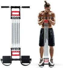 Estensore A 5 Molle Attrezzo Multifunzione Per Fitness Palestra Muscoli dfh