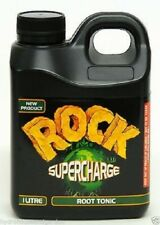 Rock Nutrients SuperCharge Root Tonic 1 Liter - super charge roots plant 1L