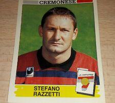 FIGURINA CALCIATORI PANINI 1994/95 CREMONESE RAZZETTI ALBUM 1995