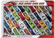 36 Die Cast Car Set In Window Box Street Machines Toys Play Kids Children Party