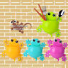 Gecko Design Suction Cup Toothbrush Toothpaste Holder Rack Bathroom Wall Sucker