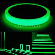 15mm 1M Luminous Tape Band Nachtleuchtend Antirutschband Klebeband Selbstklebend