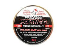 Predator Polymag Premium Hunting Pellets | .25 cal, 26gr, 150 ct