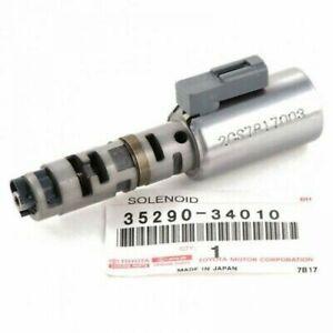 Toyota LEXUS Genuine OEM SOLENOID ASSY LINE PRESSURE CONTROL 35290-34010