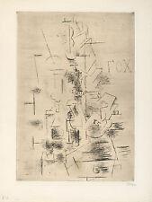 Georges Braque Reproduction: Fox, 1911 - Fine Art Print