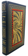 Herman Melville TYPEE Franklin Library 1st Edition 1st Printing