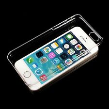 *Lot of 4 Apple iPhone 6s / iPhone 6 4.7'' Thin Crystal Clear Hard Case Cover*