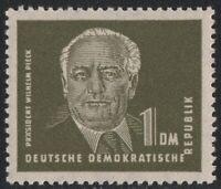 DDR 1952 - Mi-Nr. 325 z XII ** - MNH - BPP geprüft - Pieck II