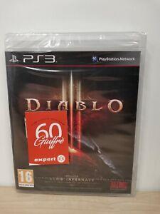 DIABLO SONY PS3 PLAYSTATION 3 PAL ITALIANO ORIGINALE COMPLETO