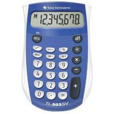 Calculatrices basiques sur batterie