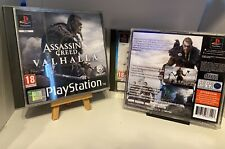 Assassin's Creed Valhalla | PS4 Custom Cover Playstation 1 | OHNE SPIEL & HÜLLE!