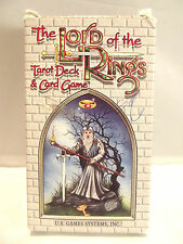The Lord of the Rings Tarot Cards  & Card Game
