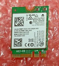 Intel Dual-Band Wireless-AC 7265 WiFi Bluetooth 4.2 Card 0K57GX 756749-001