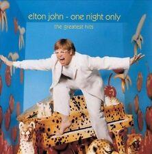 Elton John - ONE NIGHT ONLY [BONUS TRACKS] - CD
