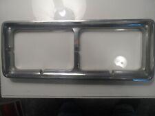 1976 Cutlass Headlight DOOR Bezel LH OEM USED Oldsmobile Olds # 551469 1977
