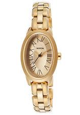 Authentic Women's Nixon The Scarlet Gold Watch. NIB, RRP $229.99.