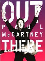 PAUL McCARTNEY 2014 OUT THERE TOUR CONCERT PROGRAM BOOK / BEATLES / NMT 2 MINT