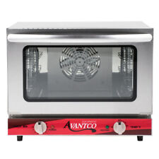 NEW Avantco CO-14  1/4 Countertop Commercial Electric Convection Oven