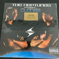 THE NEPTUNES PRESENT CLONES, LTD ED LP, NUMBERED & COLORED VINYL JAY-Z, PHARREL