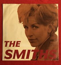 """The Smiths -Ask- Very Rare Dutch 7"""" +different picture sleeve  (vinyl record)"""